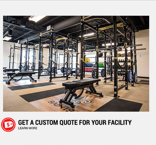 Gym Equipment Europe: Strength & Conditioning Equipment