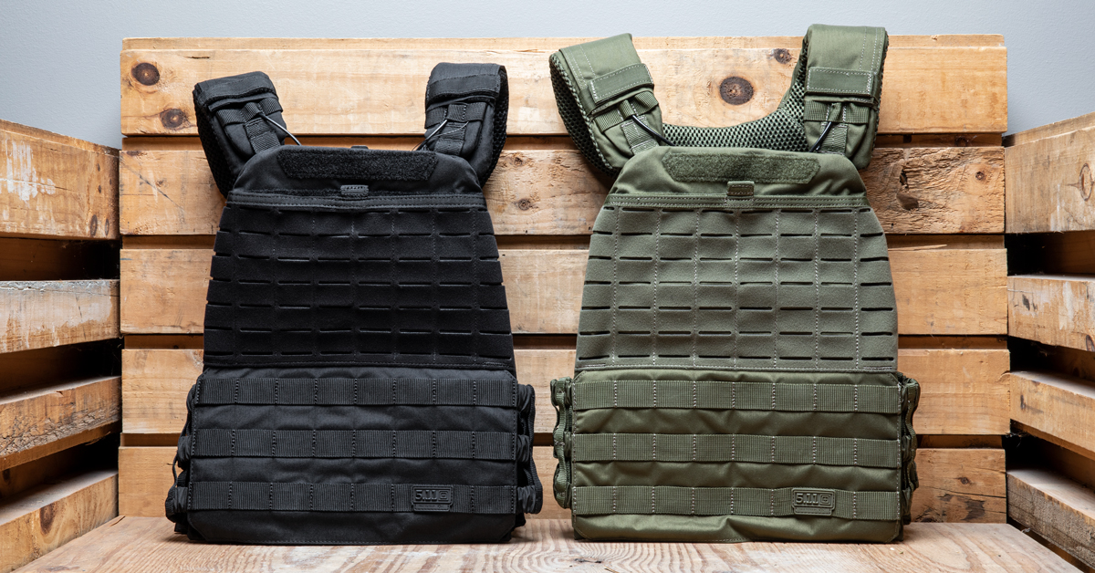 Which weighted vest to get fom Rogue