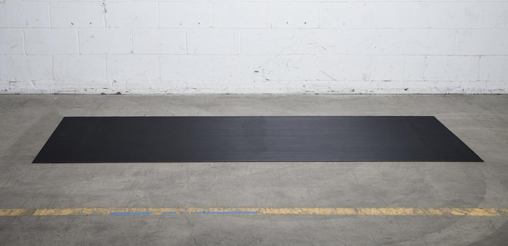 E Z Kleen Vinyl Rower Mat Rogue Europe