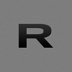 Rogue Black Ops Shorts - Maroon / Gray - Back view of the shorts on a white background