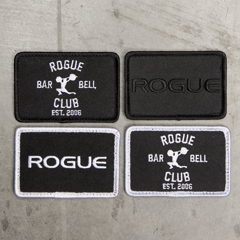 Rogue Patches - For Your Gym Bag 0f822d0f87c