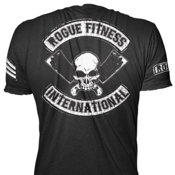 Rogue International Shirt Black Europe Rogue Europe