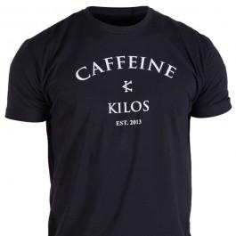 Caffeine & Kilos Black Mamba Shirt