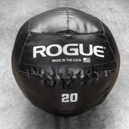 Rogue 20LB Medicine Ball - Black - Closeout