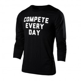 T-Shirt Authentique Manches Longues Compete Every Day
