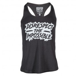 Compete Every Day Disrespect the Impossible Tank - Women's