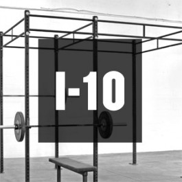 Rogue I-10 - 10' Infinity Rig
