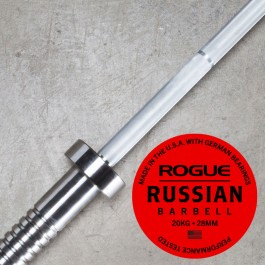 Russian Bar 28mm Rogue  - Hommes - avec colliers