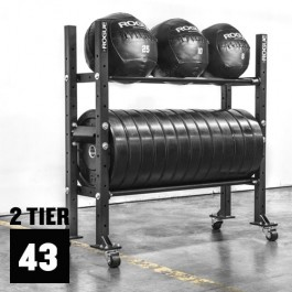 2-Tier Mass Storage System - 43""