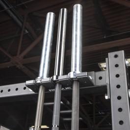Rogue Rack Mount Vertical Bar Hanger - Triple Bar