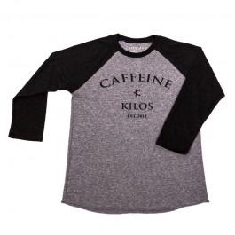 Caffeine & Kilos Raglan Shirt