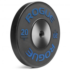 Rogue Black Training KG Bumper Plates