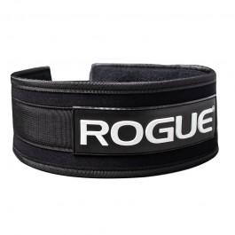 "Rogue 4"" Nylon Weightlifting Belt"
