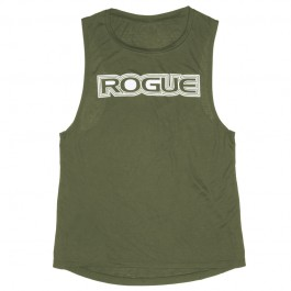 Rogue Basic Sleeveless Tank - Women's