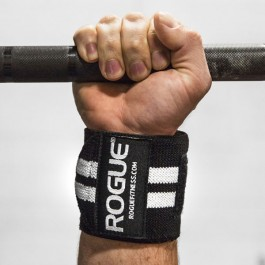 Rogue Wrist Wraps - White Series