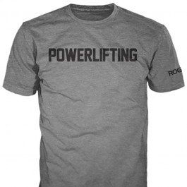 Rogue Powerlifting Shirt