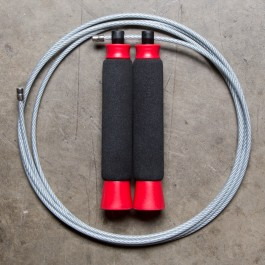 Foam Handle Steel Cable Jump Ropes