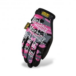 Mechanix Original Women's Gloves - Roze camouflageprint