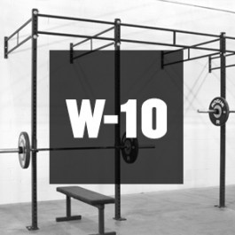 Rogue W-10 - 10' Wall Mount Rig