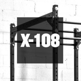 Staande X-108-balk van9', 1 stuk